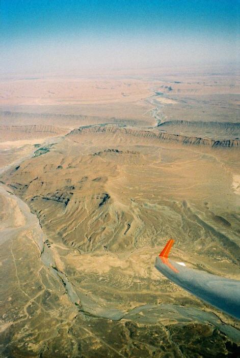 De Chartres à Ouarzazate en planeur Aboudnib