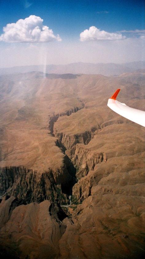 De Chartres à Ouarzazate en planeur Agorges